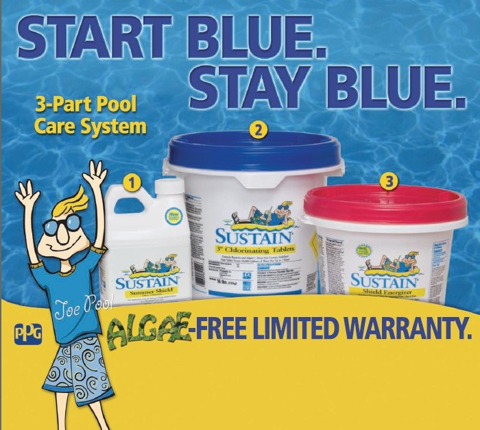 Sustain Pool Care System
